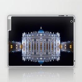 Vatican City Reflexion Laptop & iPad Skin