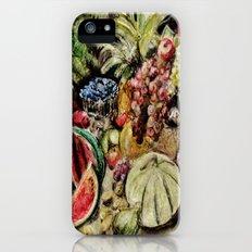 CRAYON LOVE - Fruit iPhone (5, 5s) Slim Case