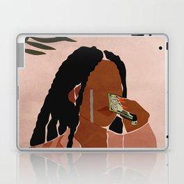 Wipin' Tears Laptop & iPad Skin