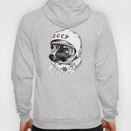 laika, space traveler Hoody