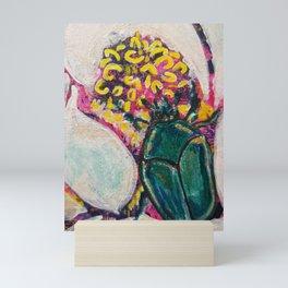 Catharophily Junebug Mini Art Print