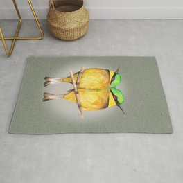 Little bee-eaters Rug