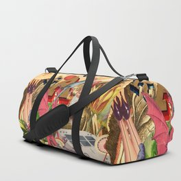 HE WAS A POET AND DIDN'T KNOW IT Duffle Bag