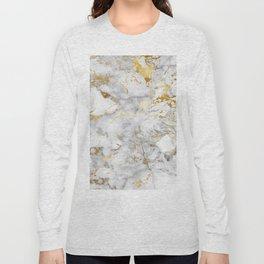 Gold Mine Marble Long Sleeve T-shirt