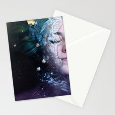 Free Fall Stationery Cards