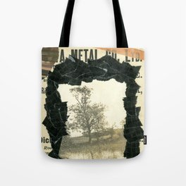 Dark Park Tote Bag
