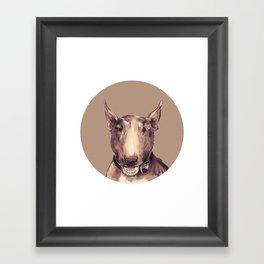 Bully Framed Art Print
