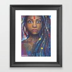 Faith Framed Art Print