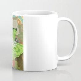 The Beauty of Pollution Coffee Mug