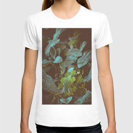 look into nature for signs. T-shirt