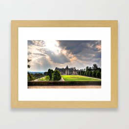 The Biltmore House Framed Art Print