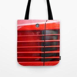 Ferrari Testarossa Tote Bag