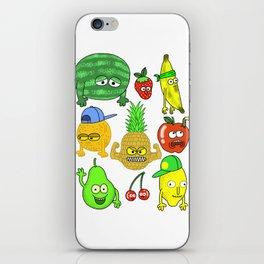 Fruit Chumps iPhone Skin