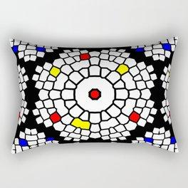 Rachna Bauhaus 3 Rectangular Pillow