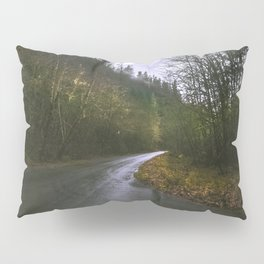 Forest Road Pillow Sham