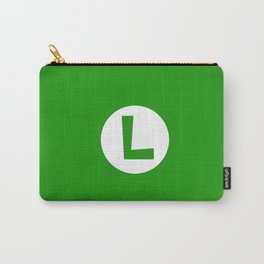 Nintendo Luigi Carry-All Pouch
