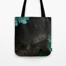 Lake Tahoe Milky Way Tote Bag