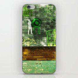 Street Art Digital 2.0 iPhone Skin