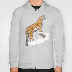 The Wild Ones: Siberian Tiger (illustration) Hoody