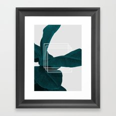 Thought of you Framed Art Print