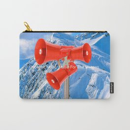 """DM """"Music For The Masses"""" Carry-All Pouch"""