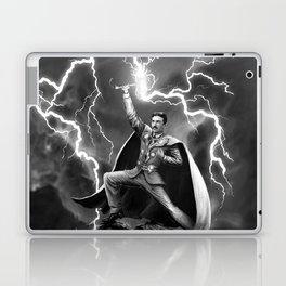 Tesla: God of Thunder Laptop & iPad Skin