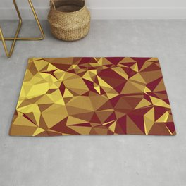 Low polly1 Rug