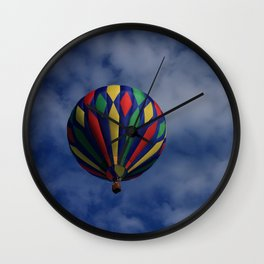 Eyes to the Skies Wall Clock