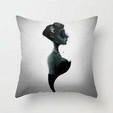 Wake For A Dream Throw Pillow