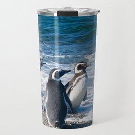 Penguin clique Travel Mug
