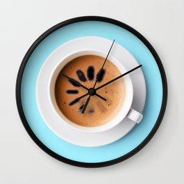 Wake up loading Wall Clock