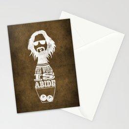 Movie Posters - Lebowski Stationery Cards
