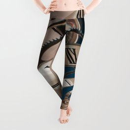 Time Warp 2 Leggings