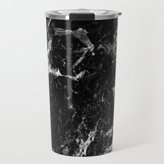 black white marble by pattern-love