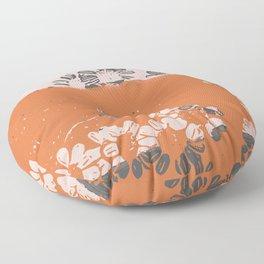 makenzie: ditsy florals Floor Pillow