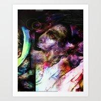 Chaos Ingenuity Art Print