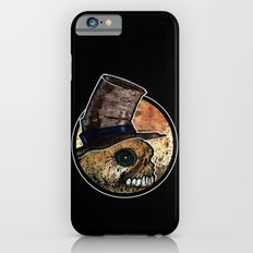Skull in a Top Hat Slim Case iPhone 6s