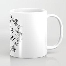 alt er love floreal Coffee Mug