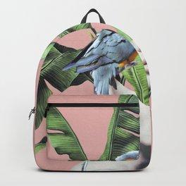 Tropical Girl  2 Backpack