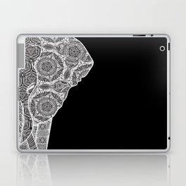 Elphant mandala 2 Laptop & iPad Skin
