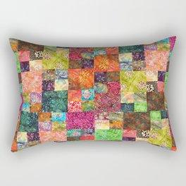 Quilt Piece Rectangular Pillow