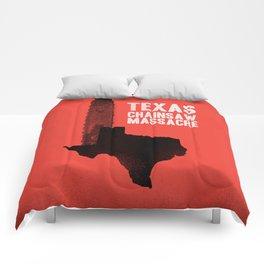 Texas Chainsaw Massacre Comforters