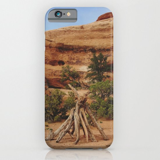 Small Teepee iPhone & iPod Case