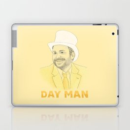 Day Man Laptop & iPad Skin