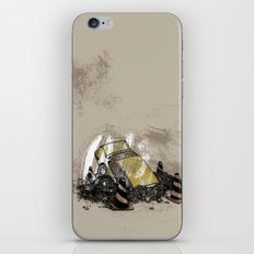 Where is? daddy iPhone & iPod Skin