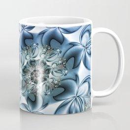 Dynamic Spiral, Abstract Fractal Art Coffee Mug