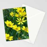 Prairie Flowers 2 Stationery Cards
