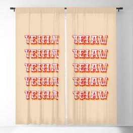 Yeehaw Blackout Curtain