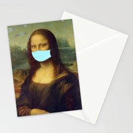 MonaCorona Stationery Cards