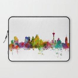 San Antonio Texas Skyline Laptop Sleeve